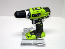 Ryobi 18 Volt One +  NiCd or Lithium Cordless Drill P208B W/ on board LED Light