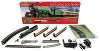 Hornby The Flying Scotsman OO Gauge DCC Ready Model Train Set R1167