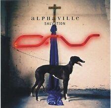 Alphaville Salvation 1997 issue Japanese Cd w inserts & Obi