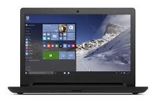"""Lenovo Ideapad 110 1.6ghz N3060 14"""" 1366 X 768pixeles negro Portátil"""