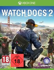 XBOX ONE JUEGO WATCH DOGS 2 WATCHDOGS II Producto NUEVO