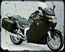 Bmw K1200Gt 06 1 A4 Metal Sign Motorbike Vintage Aged