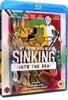 Nuevo My Completa Alta Escuela Sinking Into The Sea Blu-Ray