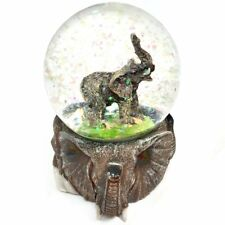 Elephant Snow Globe - Collectable Gift Idea Decoration