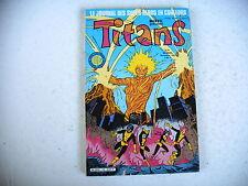 BD marvel TITANS n° 70 - 1984