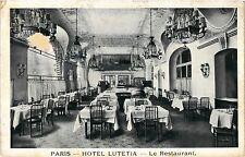 CPA Paris 6e Paris-Hotel Lutetia-Le Restaurant (312880)