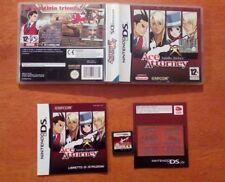 Ace Attorney: Apollo Justice Nintendo DS Phoenix Wright Gyakuten Saiban 3DS 2DS