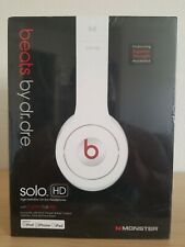 RARE, NEW Monster Beats Solo By Dr Dre Original, Authentic