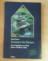 Brunnen im Garten von Roland Thomas  ZUSTAND SEHR GUT!