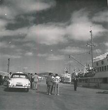 TANGER c. 1950 - Quais Port - Maroc M74