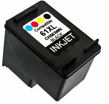1PK For HP 61XL HP61XL CH563WN Black New Gen Deskjet 3054A 3056 3510 3511 3512
