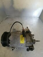 FORD FIESTA AIR CON COMPRESSOR PUMP C1B119D629AG