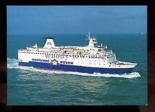 FE3233 - Oostende Dover Ferry - Reine Astrid , built 1975 - postcard