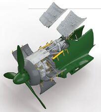 Eduard Brassin 1/72 Focke-Wulf Fw 190A-5 Engine & Fuselage Guns # 672118