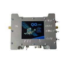 Der neue 2400MHz 12Watt QO-100-Verstärker im Alugehäuse HF-Verstäker PA Endstufe