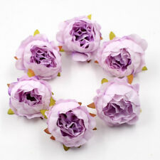 3pcs/lot Flower Head Artificial Flowers Wedding Decoration DIY Garland Classy
