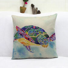 Animals & Bugs 100% Linen Decorative Cushion Covers