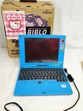 1998 Sanrio HELLO KITTY Fujitsu BIBLO MC/30 Laptop Computer WINDOWS 98 JAPAN