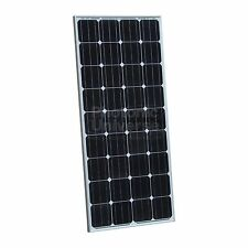 160 watt solar PV panel with 5m cable for charging 12V battery (caravan boat RV)