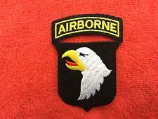 101ST AIRBORNE DIVISION CLASS A UNIFORM AFTER MARKET PATCH