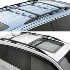 Fit 2005-2010 Honda Odyssey Roof Rack Rails Cross Bars Luggage Snowboard Carrier