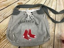 Boston Red Sox Team Jersey Logo Tote Bag MLB Genuine Merchandise Pro