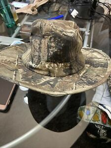 Signatures ®  Realtree, Camo Boonie / Bucket Hat, S/m Z2 Small Med