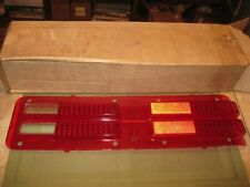NOS 1973 Pontiac Catalina, Bonneville right Taillight Lens, genuine Guide!