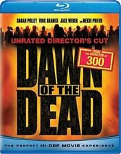 Dawn of The Dead Unrated Director S 0025195045674 Blu Ray Region a