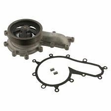 Water Pump Inc Belt Pulley Seals Fits Scania Serie 4 LKW LKW4-Serie P Febi 30769