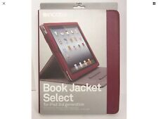 Incase - Book Jacket Select Case for Apple iPad 2nd, 3rd and 4th Generation