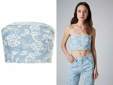 Topshop Bandeau Other Tops for Women