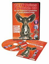 Company of Animals CLIX Noises & SUONI PER CANE COMPORTAMENTO TERAPIA CD