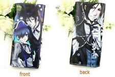 Black Butler Anime Purse Long Wallet ! High quality! Fast delivery!