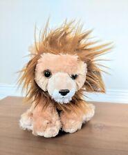 Plush Lion Destination Nation Aurora Stuffed Animal Huggable Wild Fun Plushee