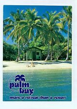 D8545cgt Australia Q Palm Bay Whitsundays postcard