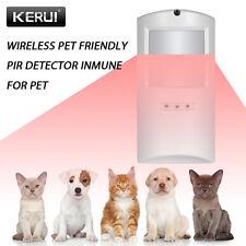 Wireless Outdoor Waterproof Pet Immune PIR Detector For 433Mhz Home Alarm System