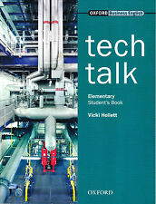 Oxford English TECH TALK Elementary Student's Book TECHNICAL Scientific @NEW@