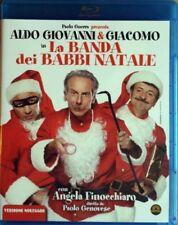 Blu Ray LA BANDA DEI BABBI NATALE *** Aldo Giovanni Giacomo ***   ......NUOVO