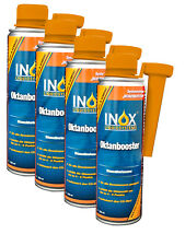 INOX Oktanbooster Leistungsverbesserer Additiv 4x250 ml