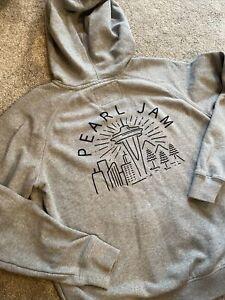 Pearl Jam Hoodie Sz S