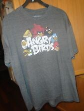 ANGRY BIRDS FIFTH SUN MEN'S/YOUTH T-SHIRT SIZE 2XL