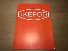 Used - Ikepod - Folder Cardboard - Cardboard Folder - For Collectors