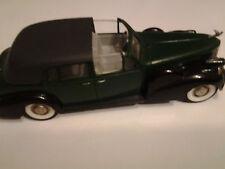 Splendido Modellino scala 1/43 della CADILLAC V 16 del 1938 della REX TOYS