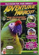 Parrot-Bird- DVD- Adventure Parrot