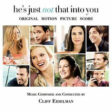HE'S JUST NOT THAT INTO YOU [Motion Picture Soundtrack] ECD (CD) - NEW! L@@K!