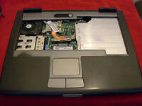 Dell D520 Motherboard 1.6GHZ Celeron Complete Used Good