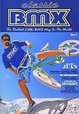 Classic BMX Magazine No2 Old School Hutch Mongoose Skyway Redline Haro GT JMC SE