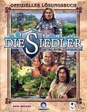 Die Siedler 6 ( Das Offizielle Lösungsbuch ) NEU
