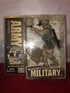 McFarlane Military Army Paratrooper Redeployed 2 McFarlane's Soldiers